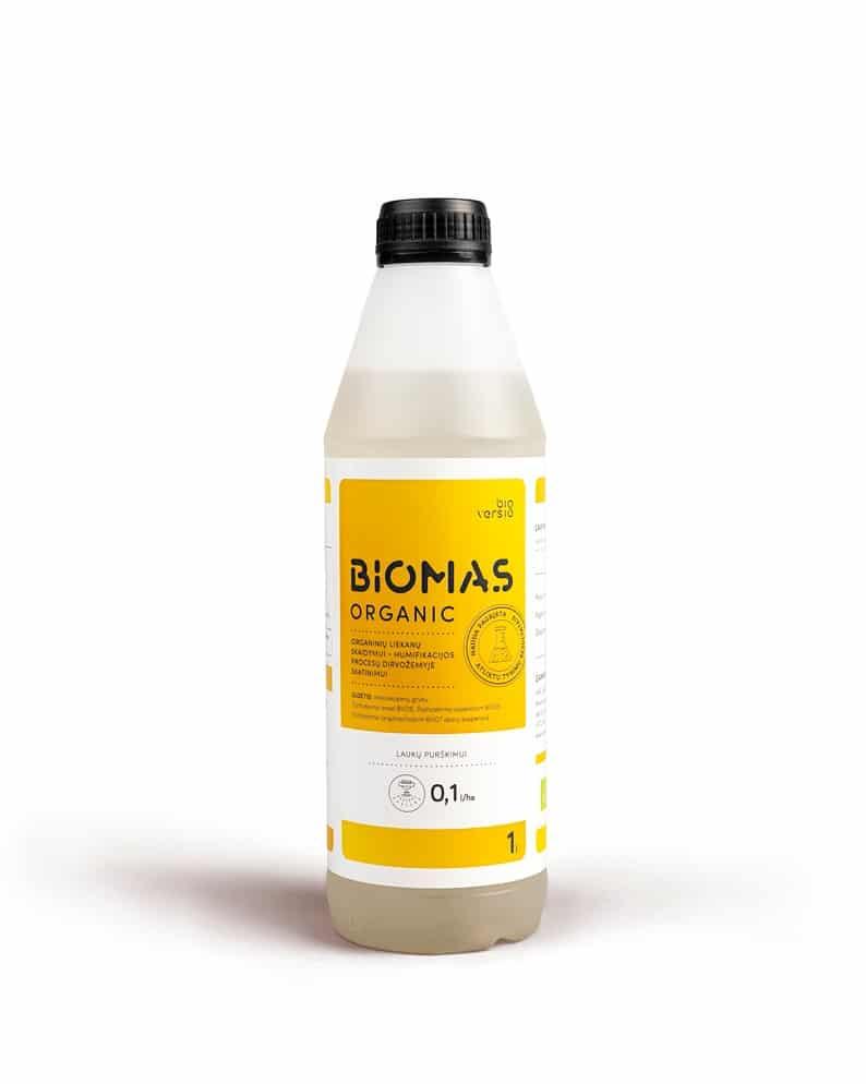 Biomas ORGANIC